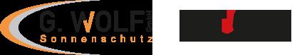 G.Wolf – Fenster, Türen, Naturholzböden, Sonnenschutz Logo