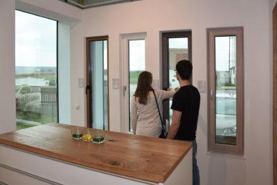 Hausmesse im Schauraum G.WOLF in Drasenhofen